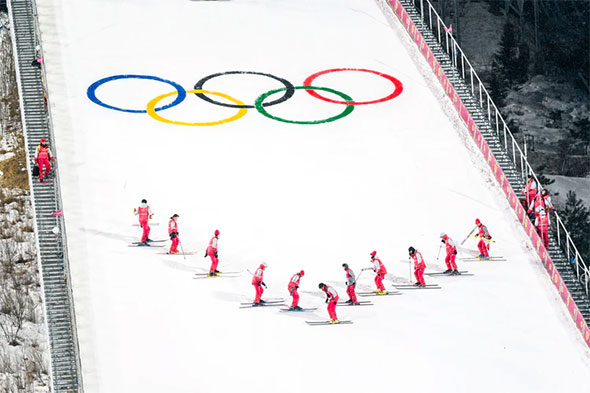 Olympic Games - 10 of the World's Major Sports Events